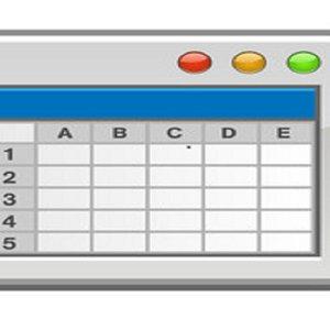 Vorschaubild Einfache Tabellenkalkulation mit Excel