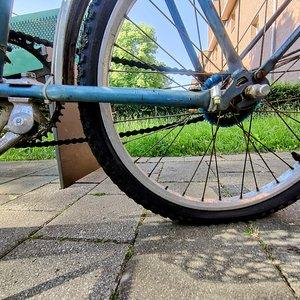 Vorschaubild 'N Platten - Und nun? - Fahrradtechnik