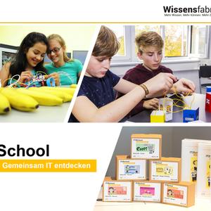 Vorschaubild IT2School - Gemeinsam IT entdecken