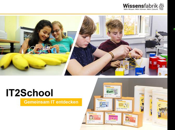 IT2School - Gemeinsam IT entdecken