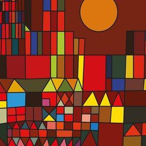 """Vorschaubild Formen im Bild """"Burg und Sonne"""" nach Paul Klee"""