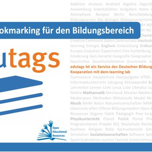 Vorschaubild edutags - die Social Bookmarking-Plattform für den Bildungsbereich