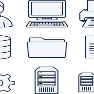 Vorschaubild Umgang mit Ordnern und Dateien