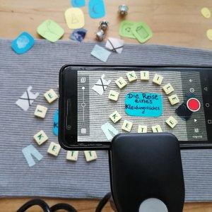 Vorschaubild Erstellung von Stop-Motion-Videos über die  Stationen der Textilen Kette