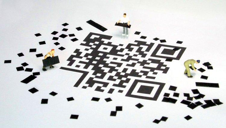 QR Code Schnipseljagd auf dem Schulgelände