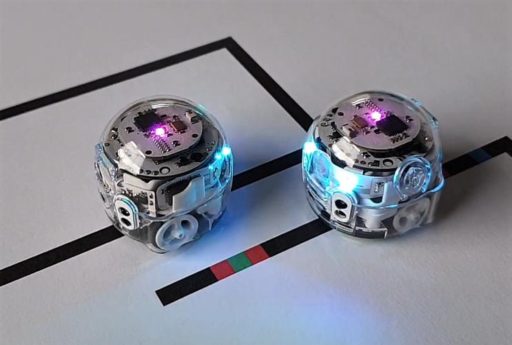 Lernroboter im Unterricht