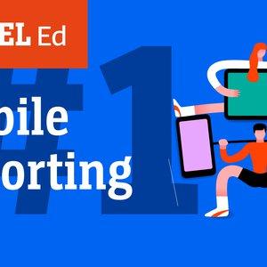 Vorschaubild Mobile Reporting - Videobeiträge mit dem Smartphone produzieren