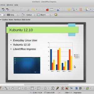 Vorschaubild LibreOffice Impress