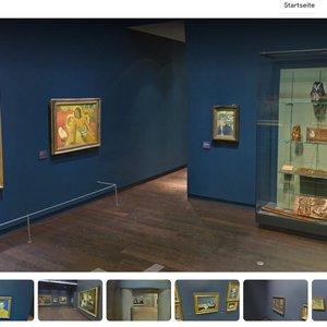 Vorschaubild Zu Hause im Museum - ein virtueller Rundgang durch das Musée d'Orsay in Paris