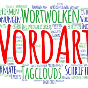 Vorschaubild WordArt