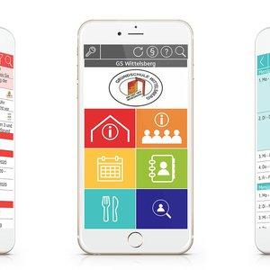 Vorschaubild notyz - deine eigene Schul-App