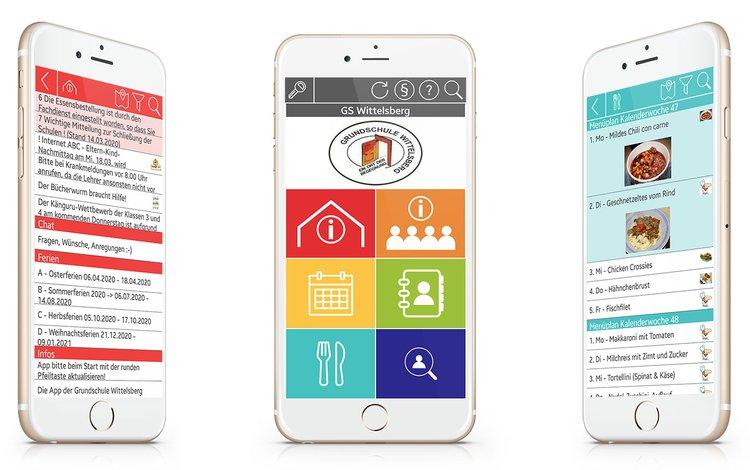 notyz - deine eigene Schul-App