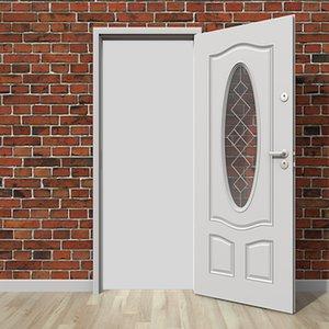Vorschaubild Die Welt öffnet sich hinter der Tür - Bildbearbeitung I