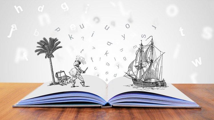 Bild-Wörter-Geschichten entwickeln