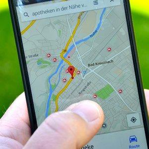 Vorschaubild Google My Maps