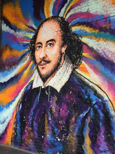 Shakespeare Hybridified: Elizabeth I., 4 Key Scenes, Macbeth on trial (- online)