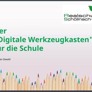 """Vorschaubild Der """"Digitale Werkzeugkasten"""""""