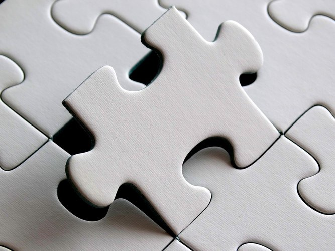 Mathepuzzle mit Word (Open Office) erstellen
