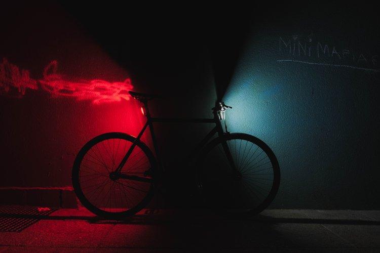 Mein Fahrrad & Ich - Das Verkehrssichere Fahrrad - Schwerpunkt Lichtanlage