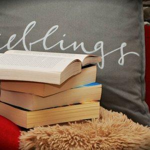 Vorschaubild Lieblingsbücher präsentieren