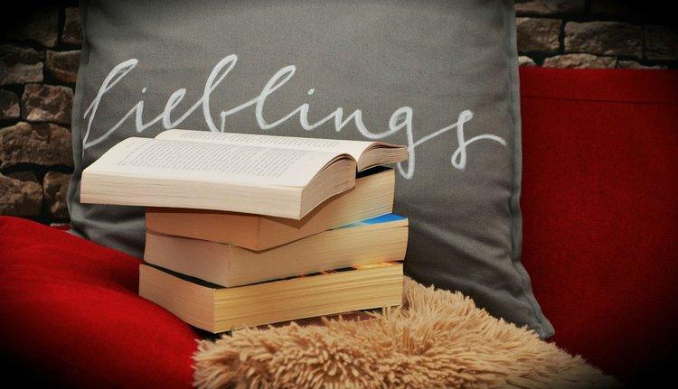 Lieblingsbücher präsentieren
