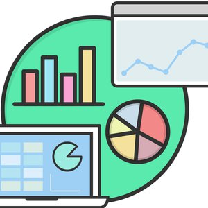 Vorschaubild Umfrage Medienverhalten und Auswertung Excel