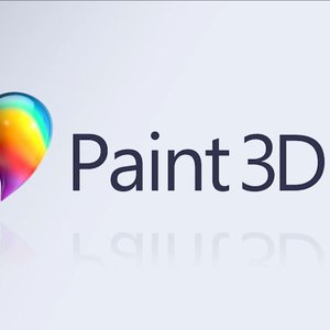 Vorschaubild Paint 3D