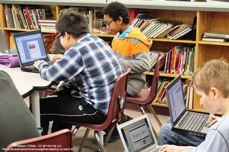 Schule und digitale Bildung
