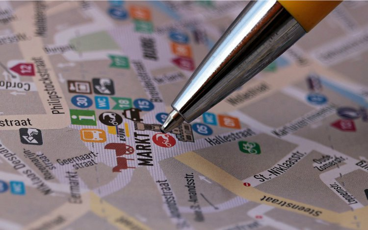 Welcome to ... – create individualized maps online
