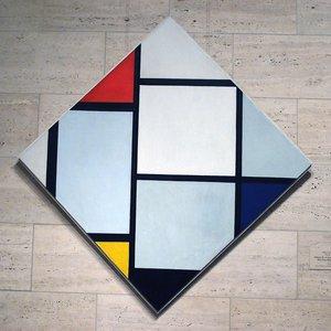 Vorschaubild Kunstprojekt Piet Mondrian