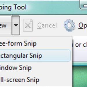 Vorschaubild Snipping Tool